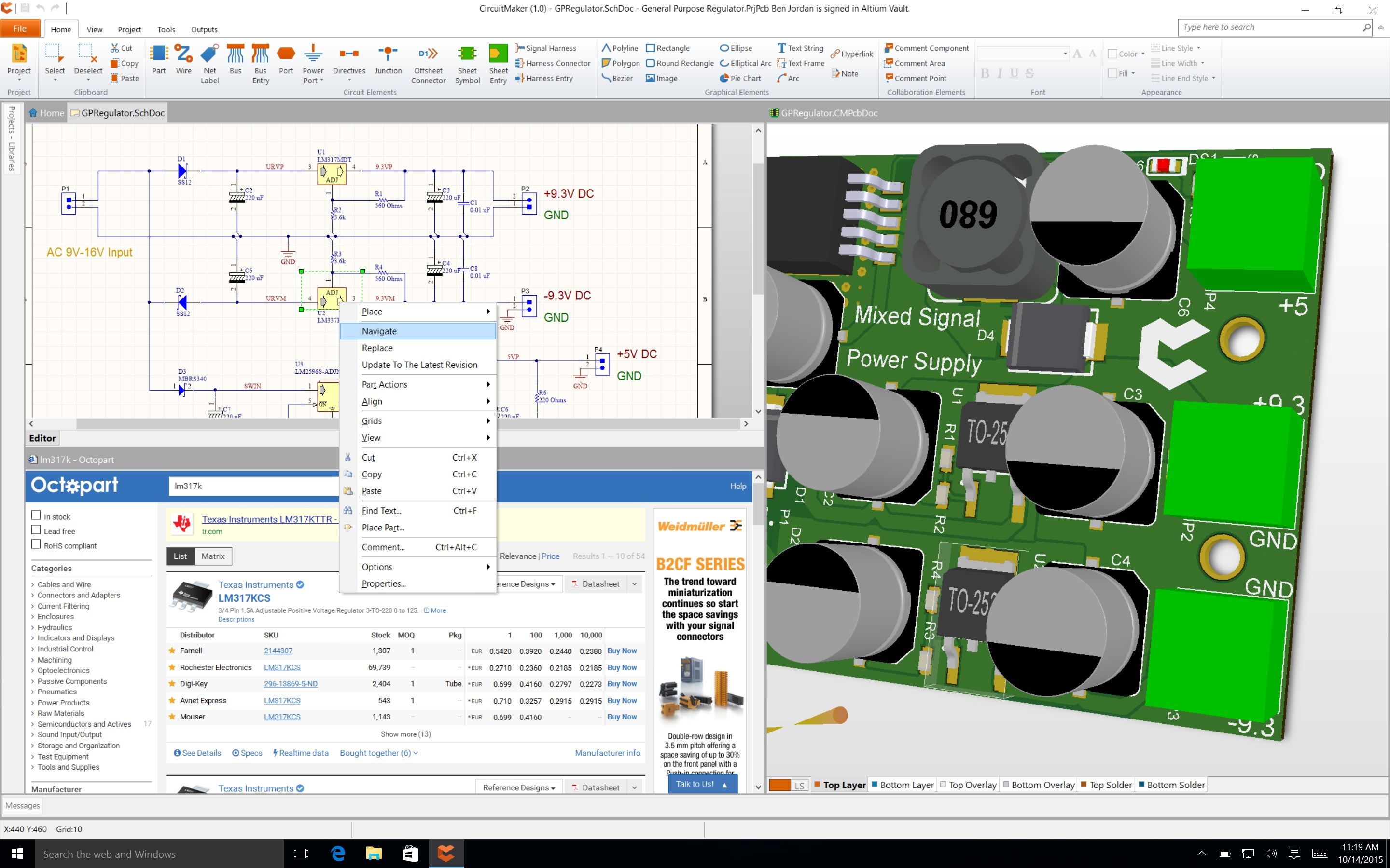 Altium\'s CircuitMaker saves the day | EDN