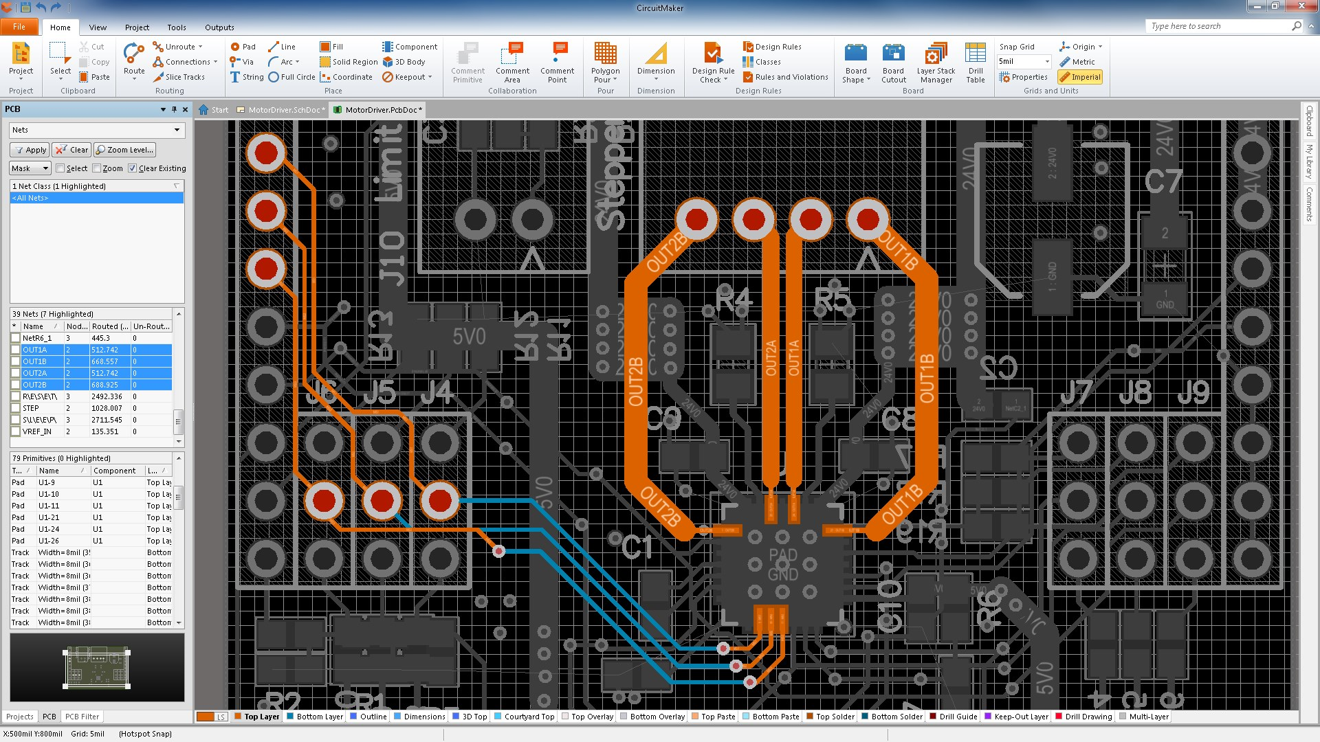 Free Circuitmaker Pcb Tool From Altium Ee Times Electronics Projects Circuits Diagrams Click Here