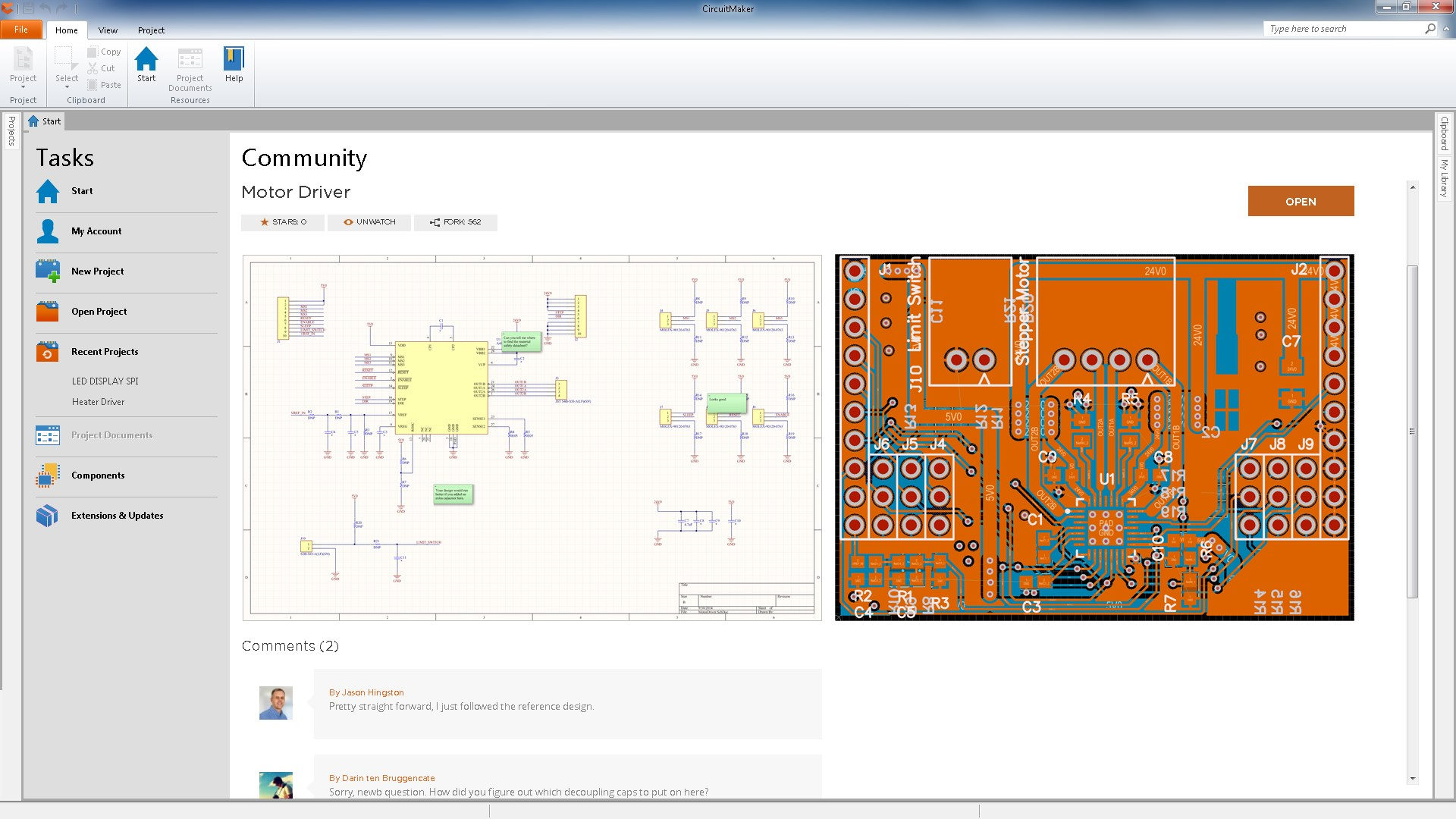 Free CircuitMaker PCB Tool From Altium | EE Times on free venn diagram, free design, logic synthesis, free electronics, free schedule, free assembly, free sectional, free logic, free pictogram, free cad, free drawing, electronic design automation, digital electronics, schematic editor,