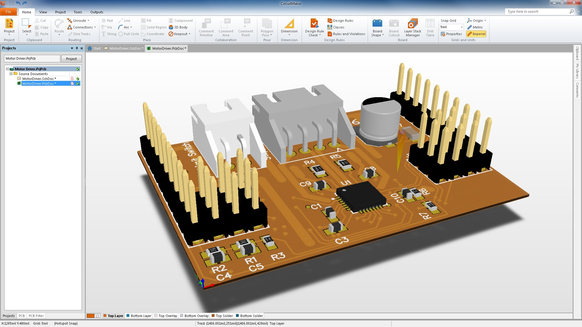 Free Circuitmaker Pcb Tool From Altium Ee Times Design Tools Give Engineers An Edge In Online Printed Circuit Board Click Here