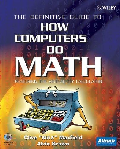 Math Book Cover Diy ~ Diy calculator how computers do math