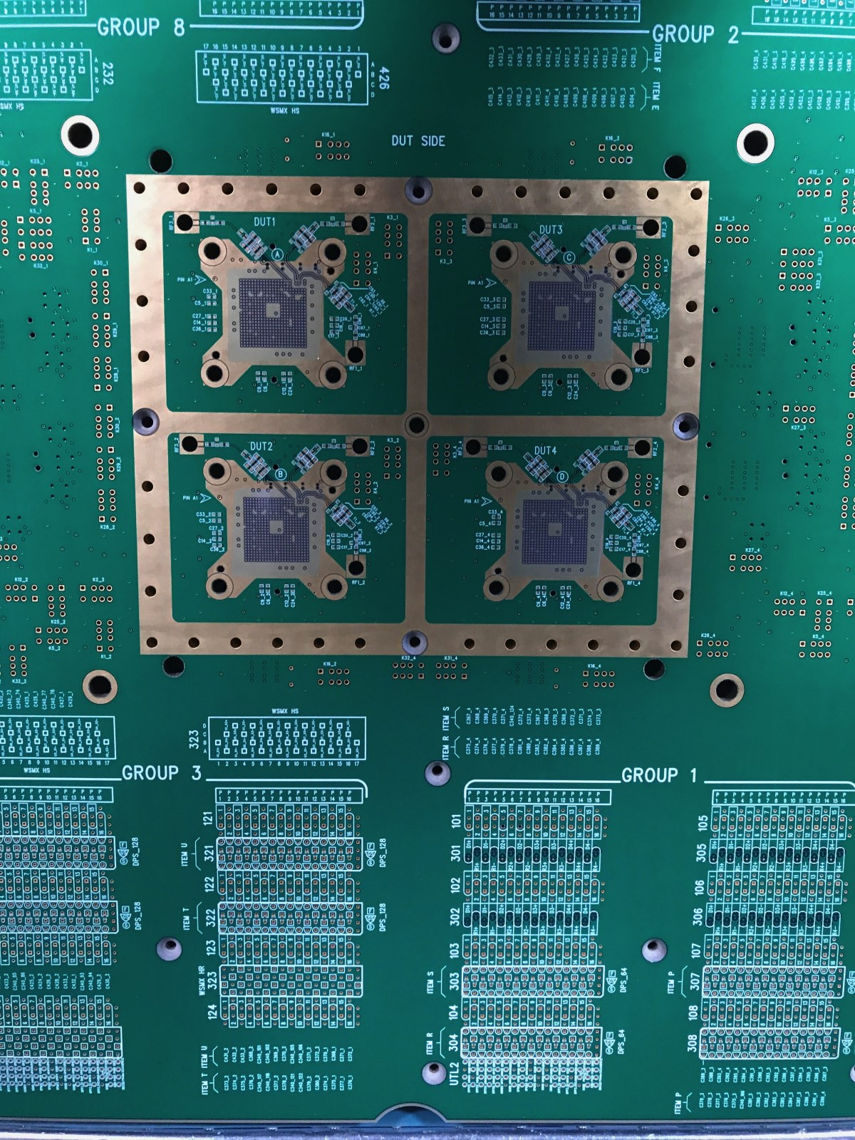 Anatomy Of Ate Pcb Assembly Ee Times Industrial Control Printed Circuit Board Pcba Here