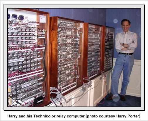 DIY Calculator :: Heath Robinson Rube Goldberg (HRRG) Computer