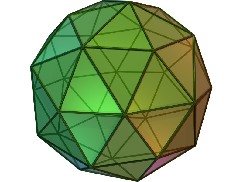 Is That a Pentakis Dodecahedron in Your Pocket, Or…